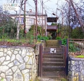 Дом по трассе в г.Гагра- 2,7 км.(Рассрочка)