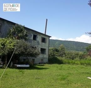3-ком. квартира+гараж+сад и двор
