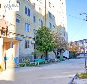 Большая 1-ком. квартира, Старый поселок