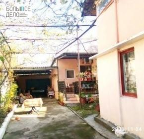 Небольшой дом  в центре  Сухум