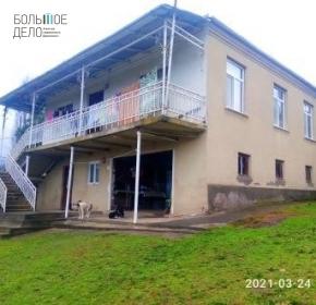 2-х этажный дом, до ж/д-2000м