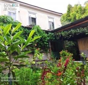 2-х этажный дом с бамбуковой комнатой